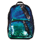 Mermaid / Black Magic Sequin Backpack