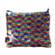 Rainbow / Silver Magic Sequin Zip Pouch