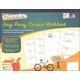 Easy Peasy Cursive Workbook (Channie's Handwriting)