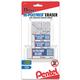 Hi-Polymer Eraser, White Mixed Pack, 15 pack