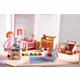 Little Friends - Dollhouse Furniture Children´s Room