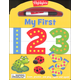 My First 123 (My First Write-On, Wipe-Off Board Books)