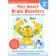 Play Smart Brain Boosters Workbook Age 3+
