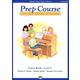 Alfred's Prep Course Level E Lesson Book