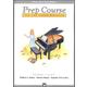 Alfred's Prep Course Level F Solo Book