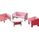 Parlor Dollhouse Furniture (Little Friends)
