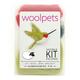 DIY Wool Bird Brooch - Hummingbird Pin