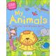 My Animals Activity and Sticker Book