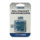 MicroMini 20x LED Pocket Microscope - Blue