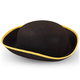 Tricorne Hat - Large