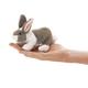 Mini Bunny Rabbit Finger Puppet