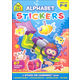 Alphabet Stickers (Stuck on Learning!) 16 pages