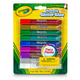 Crayola Washabl Glitter Glue-Fiery Flecks 9ct