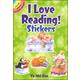 I Love Reading! Stickers