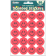 Strawberry Scented Smile Stickers