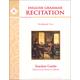 English Grammar Recitation Workbook II Teacher Guide