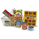 Grocery Basket with Play Food (Let's Play House!)
