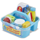 Spray, Squirt & Squeegee Cleaning Play Set