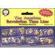 American Revolution Time Line Mini Bulletin Board Set