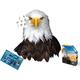 I AM Eagle Puzzle 550 pieces (Madd Capp Puzzles)