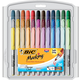 BIC Marking Permanent Marker Fashion Colors - Fine Point (36 pack)