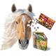 I AM Horse Puzzle 550 pieces (Madd Capp Puzzles)