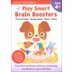 Play Smart Brain Boosters Workbook Age 4+