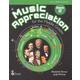 Music Appreciation: Book 2 for the Middle Grades