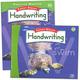 Zaner-Bloser Handwriting Grade 2M Homeschool Bundle-Student Edition/Practice Masters (2016 edition)