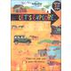 Let's Explore Safari with Stickers