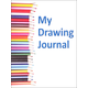 My Drawing Journal - 64 pages