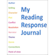 My Reading Response Journal - 64 pages