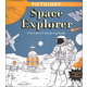 Space Explorer (Pictology) Creative Coloring Book