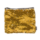 Gold / Silver Magic Sequin Zip Pouch