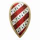 Knight Shield - King Arthur