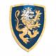 Knight Shield - Noble Knight (Blue)