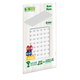 BioBuddies Educational Baseplates - White