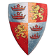 Prince Lionheart - Shield