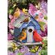 Spring Birdhouse Jigsaw Puzzle (1000 piece)