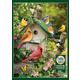 Summer Birdhouse Jigsaw Puzzle (1000 piece)
