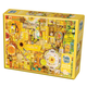 Yellow Collage Jigsaw Puzzle (1000 piece)