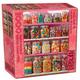 Candy Shelf Jigsaw Puzzle (1000 piece)
