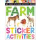 My First Sticker Activity Book: Farm