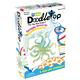 Doodletop Sea Life Stencil Kit