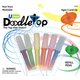 Doodletop Refill Pens (Set of 6 Assorted Colors)