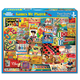 Games We Played Collage Jigsaw Puzzle (1000 piece)