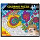 Garden Coloring Jigsaw Puzzle (300 piece)