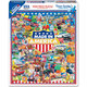 Made in America Collage Jigsaw Puzzle(1000pc)