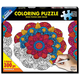 Mandala Coloring Jigsaw Puzzle(300 piece)