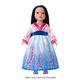 Asian Princess Doll Dress